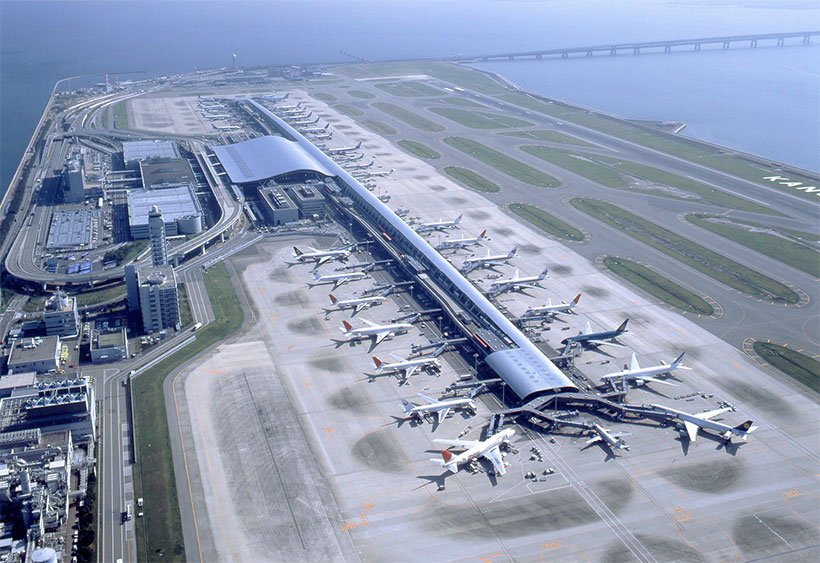 orixvinci airports consortium selected as preferred