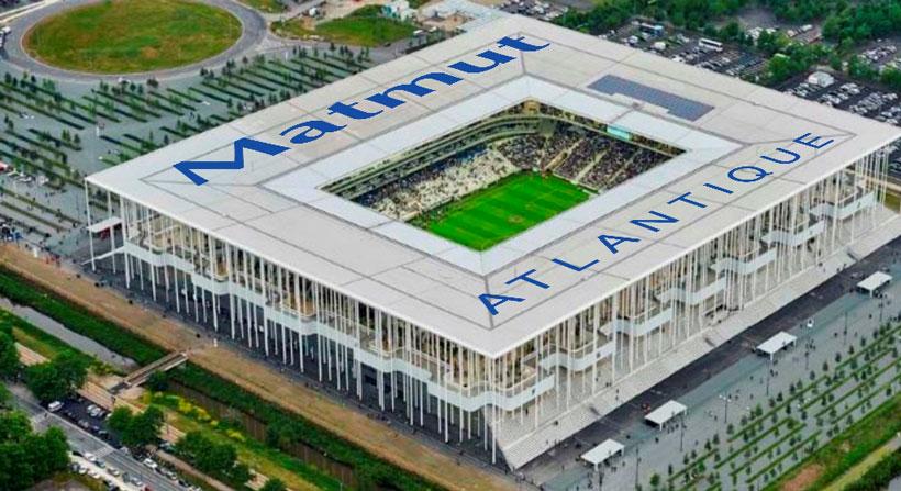 Le nouveau stade de Bordeaux s'appellera « Matmut Atlantique »