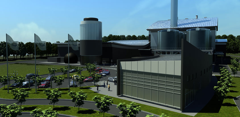 Vinci Starts Construction Of An Energy From Waste Unit In