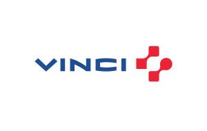 The VINCI logo