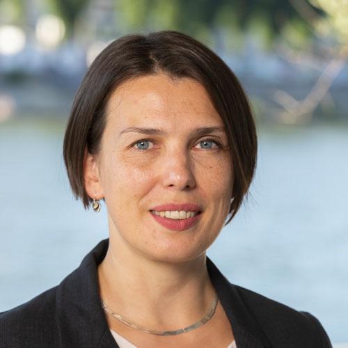 Isabelle Spiegel, directrice de l'environnement