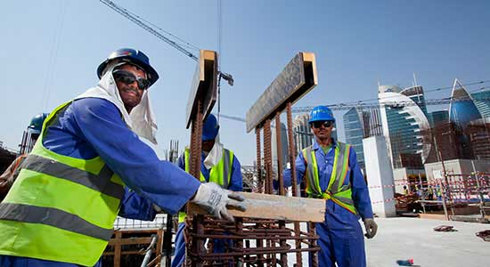 VINCI engagiert sich in Katar für die menschenrechte