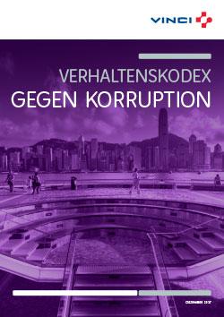 VINCI Verhaltenskodex zur Korruptionsbekämpfung