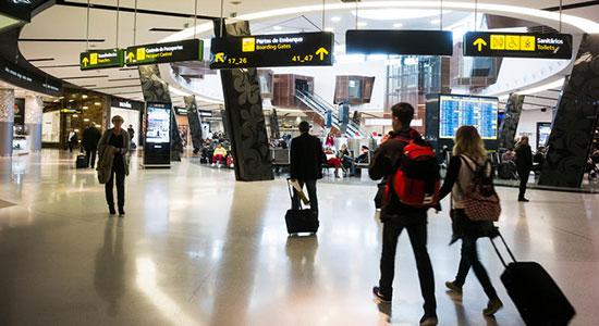 photos selection VINCI Airports
