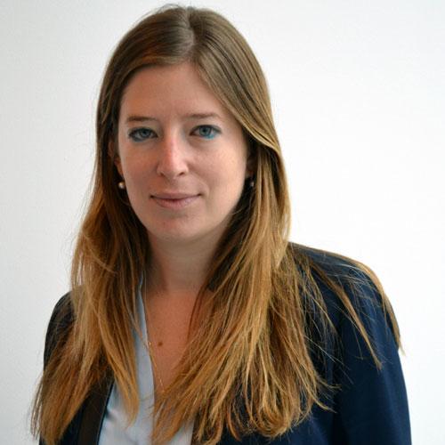 Alexandra Bournazel, Beigeordnete LeiterinInvestor Relations und Finanzkommunikation