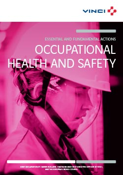 Essential and fundamental actions concerning occupational health and safety