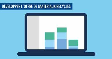 Digital et gestion optimisée des déchets de chantier
