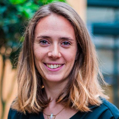 Ophélia Duval, Beauftragte für Entwicklung Regionen & International
