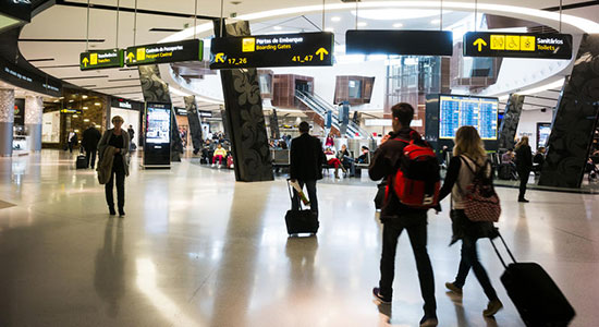 Auswahl der VINCI Airports-Fotos