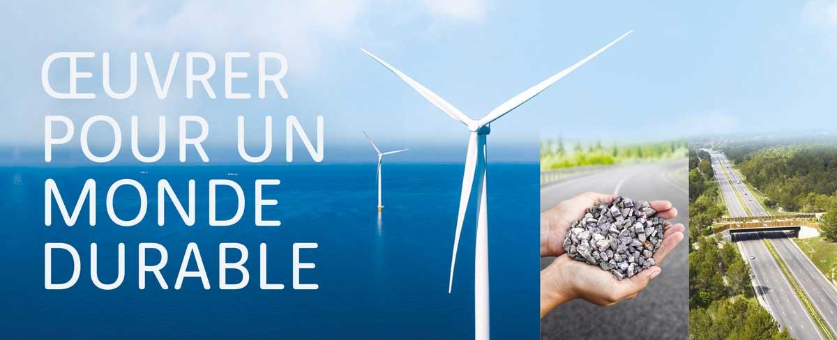 L'ambition environnementale