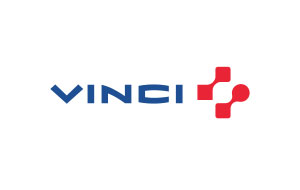 Das Logo von VINCI