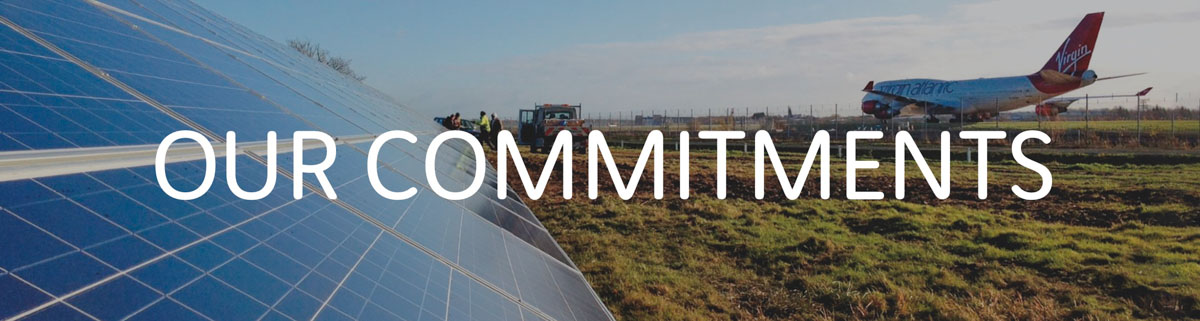 Acting for the climat - Our comitments