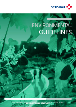 VINCI Environmental guidelines